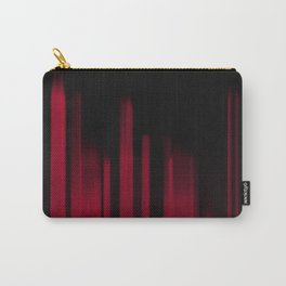 Red Streak Carry-All Pouch