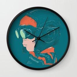 Volador Wall Clock
