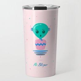 Alien Bubbles Travel Mug
