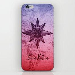 Terra Nullius  iPhone Skin