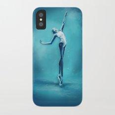 Dancer iPhone X Slim Case