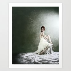Twilight For the Muse Art Print