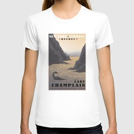 CPS: Lake Champlain T-shirt