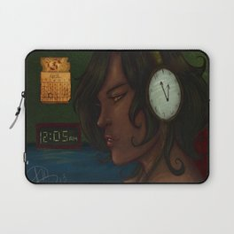 """NYTI """"Outdated""""  Laptop Sleeve"""