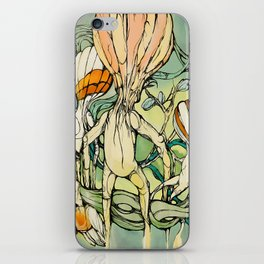 Lifted,Grounded. iPhone Skin