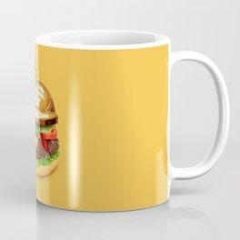 Burger Calling Coffee Mug