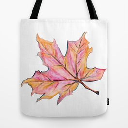 Leaf Brilliant Tote Bag
