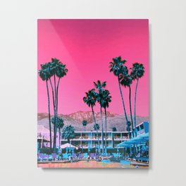 Summer Dub Metal Print