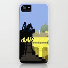Vienna Austria Vintage Travel iPhone Case