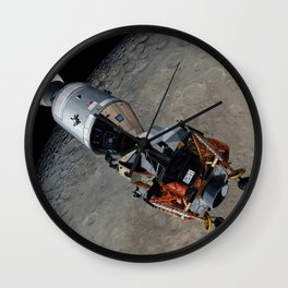 Puttin' on the brakes Wall Clock