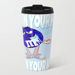 New Pod Flavor M&M Travel Mug