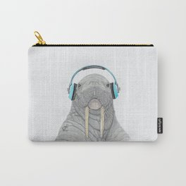 The better to Hear You / Para Oírte Mejor Carry-All Pouch