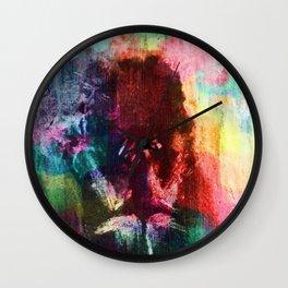 Melancholy Wall Clock