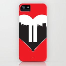 Love Gone iPhone Case