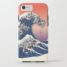 The Great Wave Of  French Bulldog iPhone 7 Tough Case