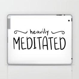 Heavily Meditated Laptop & iPad Skin