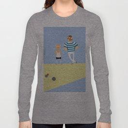 men bowling Long Sleeve T-shirt