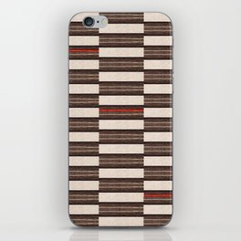 Flat Weavin 2 iPhone Skin