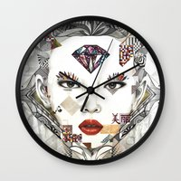 sublime Wall Clocks featuring Sublime by Teixeira Emanuel (Etex85)