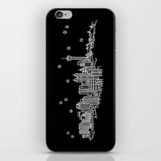 San Antonio, Texas City Skyline iPhone & iPod Skin