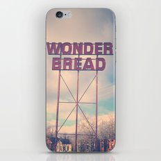 Always Wonder iPhone & iPod Skin