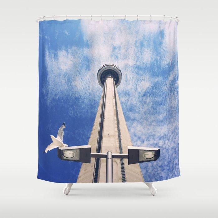 Canada 73 Shower Curtain By Explorethewrold Society6
