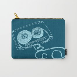 Oldschool Blues Mixtape Carry-All Pouch