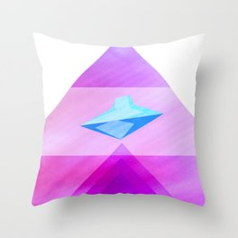 Soft Abduction Throw Pillow