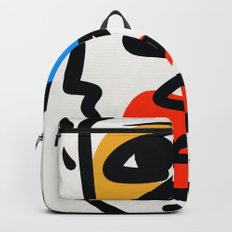 P was in my head ??? Backpack