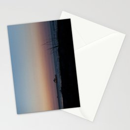 Folly Beach Sunrise Stationery Cards