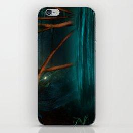 Alien Jungle iPhone Skin