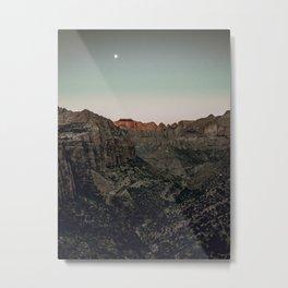 Zion / Utah Metal Print
