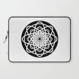 Not Quite Tangled Inside Out Laptop Sleeve