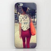 boobs iPhone & iPod Skins featuring Boobs  by Ann Yoo