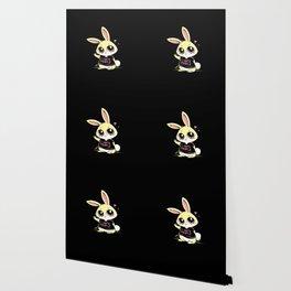 I Hate People Bunny Wallpaper