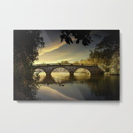 Bridge of Dreams Metal Print