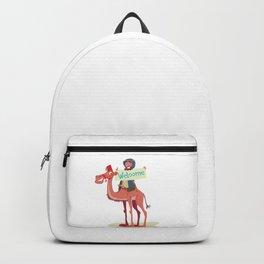 Egyptian Camel Backpack