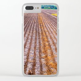 Reaped Clear iPhone Case