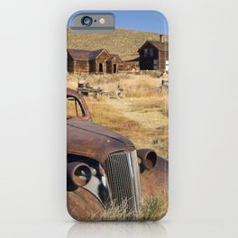 Bodie, United States of America. iPhone Case