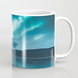 Icelandic Blue Coffee Mug