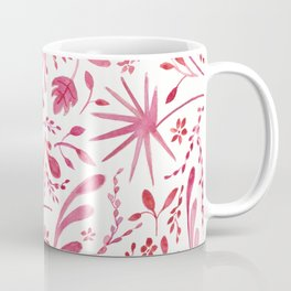 Flamingos at the Beach Coffee Mug
