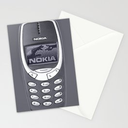 OLD NOKIA - Grey Version Stationery Cards