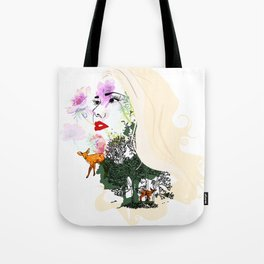 """""""Earth"""" from World Elements Series Tote Bag"""