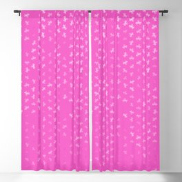 capricorn zodiac sign pattern mag Blackout Curtain