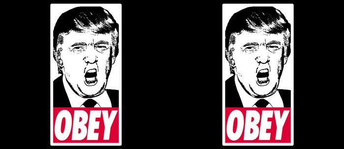 Trump - Obey Coffee Mug