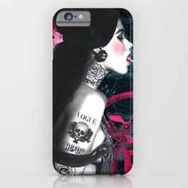 Lollypop Girl · Tattoo Girl · Sexy Girl · Brand Lover Girl iPhone Case