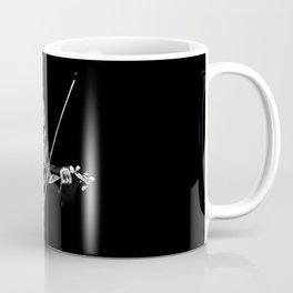 Dark Violinist Warrior Coffee Mug