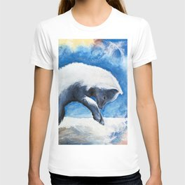 Animal - Antoine the Artic Fox - by LiliFlore T-shirt