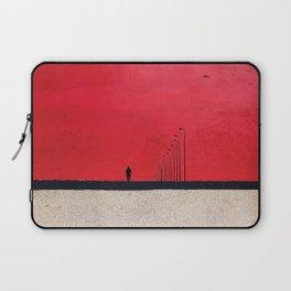 Alone Laptop Sleeve