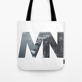 Minnesota MN Tote Bag